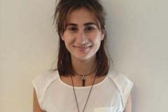 Elena Reljic (Field Assistant - Seabirds)