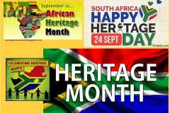 Heritage Month 2018