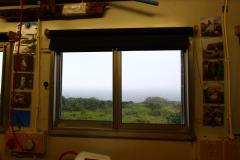 View from the Birders Lab looking over Transvaal Bay