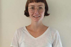 Jenna van Berkel Field Assistant - Ecology