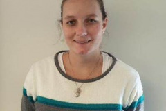 Laurie Johnson (Field Assistant - Seabirds)