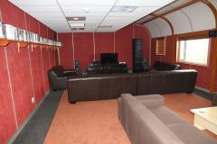 TV Lounge Smokers Area
