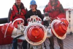 Science at sea