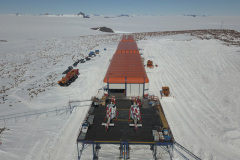 Sanae IV Base Helipad