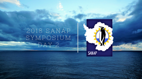 Day 2 of the 5th SANAP Symposium