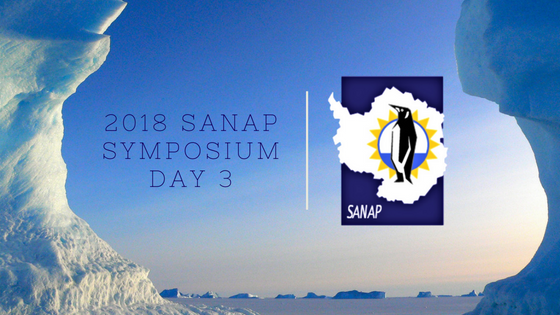 Day 3 of the 5th SANAP Symposium
