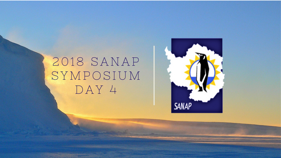 Last day of the 5th SANAP Symposium