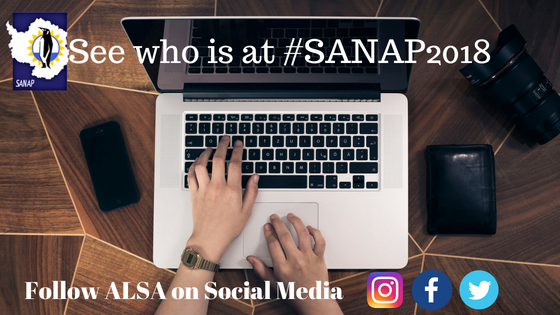 Who is currently presenting at the 5th SANAP Symposium?