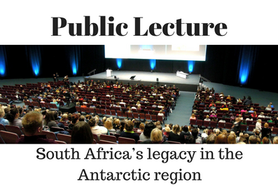 Public Lecture at the 5th SANAP Symposium