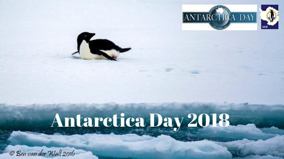 Antarctica Day – 01 December 2018