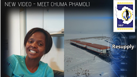 Chuma Phamoli, Department of Environmental Affairs