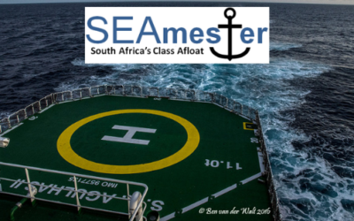 Departure: SA's Class Afloat – SEAmester IV 2019