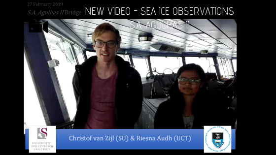 Weddell Sea Expedition, Southern Ocean, Sea Ice, Sea Ice Observations