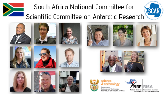 New South Africa National Committee for SCAR