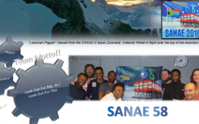 SANAE IV August 2019 Newsletter now available