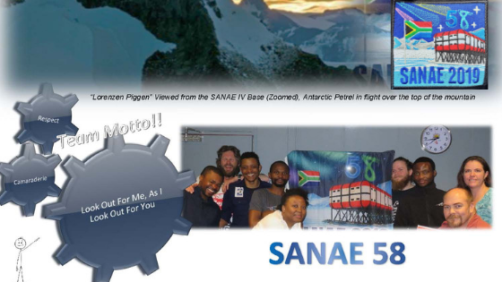 SANAE IV April 2019 Newsletter now available
