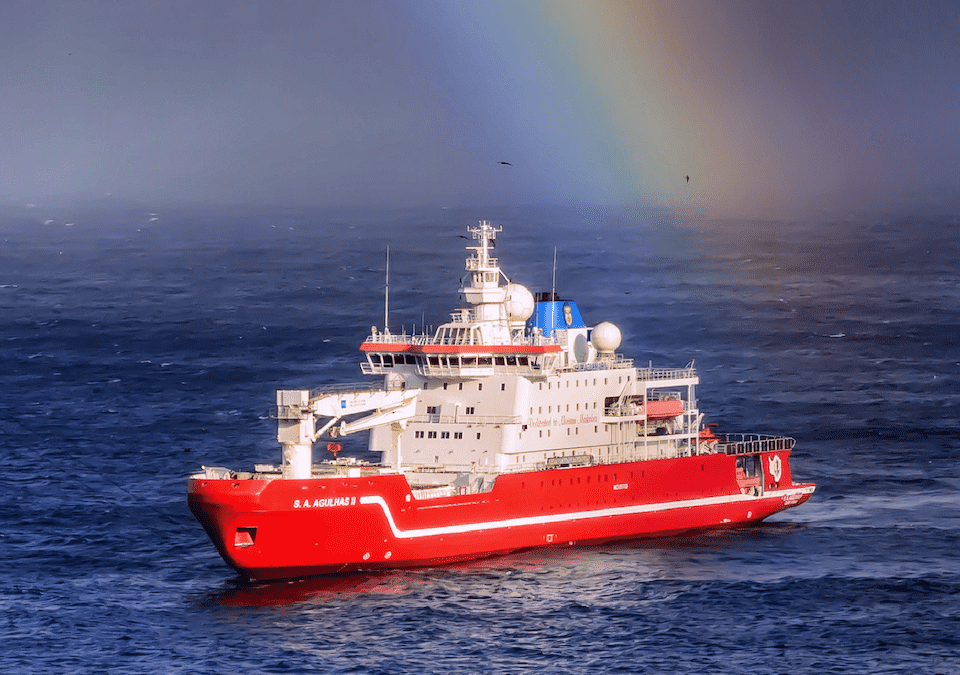 SANAE 58 returns to Cape Town with S.A. Agulhas II – 28 February 2020