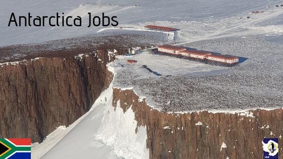 Antarctica JOBS – APPLY NOW for SANAE 59