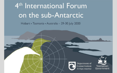 4th International sub-Antarctic Forum – registration opening soon