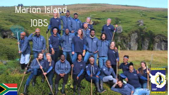 Marion Island JOBS – Applications OPEN