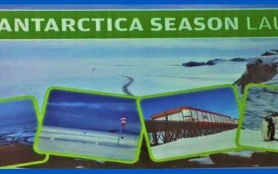 Antarctic Season Launch –  December 2019