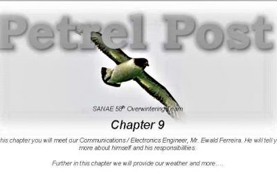 SANAE 58 newsletter now available