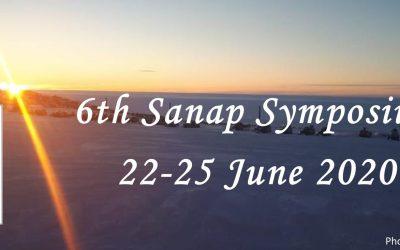 SANAP 6 th Biannual Symposium – June 2020