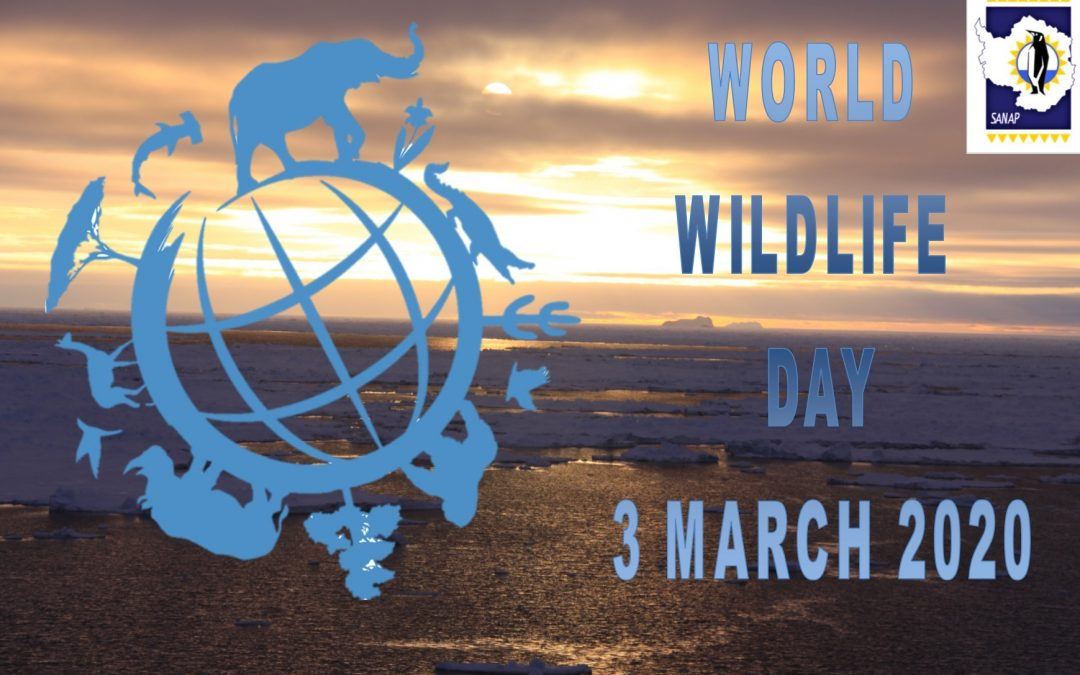 SANAP Celebrates WorldWildlifeDay2020