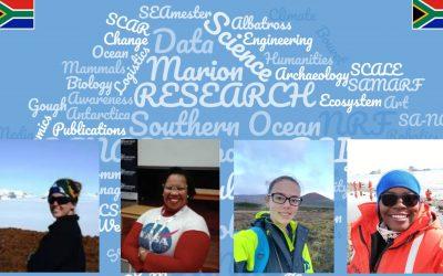 Early Career women in Science. International Women Science day 11 February 2020.