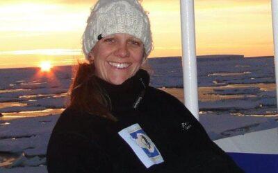 Wednesday Women: Sandy Thomalla