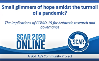 SURVEY: Impacts of COVID-19 on Antarctic Research