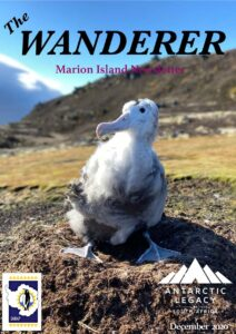 Marion Island Newsletters
