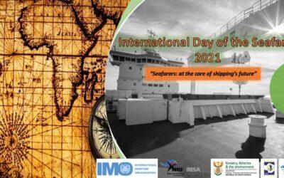 Celebrating International Day of the Seafarer 2021