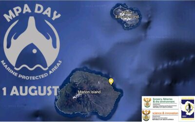 1st August Celebrating Marine Protected Area Day – South Africa : Prince Edward Islands
