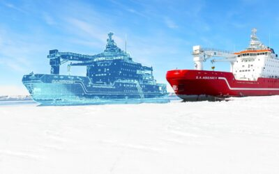 Science Month- SANAP projects: Digital Transformation of S.A. Agulhas II.