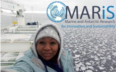 Science Month- SANAP Projects: The Mechanical Testing of Antarctic Sea Ice